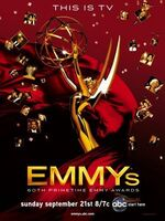 60th Primetime Emmy Awards poster