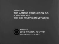 Cbs television-1963 gunsmoke