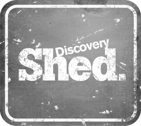 File:Discovery Shed logo distressed silver.png