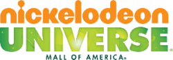2nd Nickelodeon Universe logo2