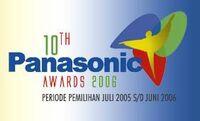 Panasonic Awards 2006