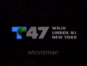 WNJU 1993 Telemundo Channel 47 Station IDs