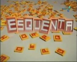 Esquenta Intertitle