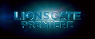 Lionsgate Premiere logo on-screen