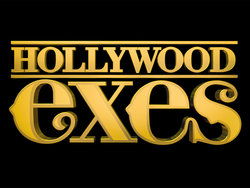Hollywood Exes series logo
