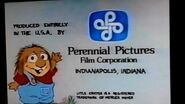 Perennial Pictures Logo (Just Me and My Dad Variant)