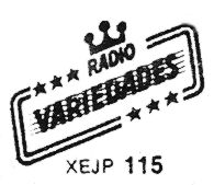 Radio Variedades XEJP 1976