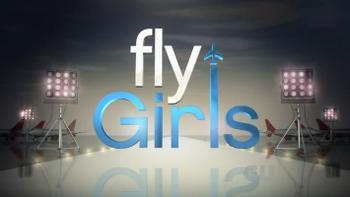 Fly Girls intertitle