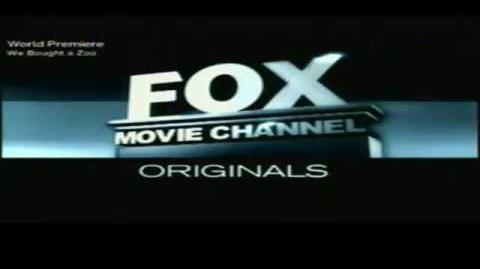 Fox Movie Channel Orginal Logo Rare