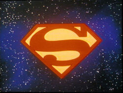 Superman 1988 logo