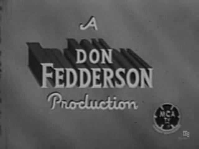 DONFEDDERSON
