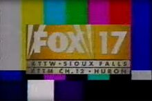 Kttw color bars with logo