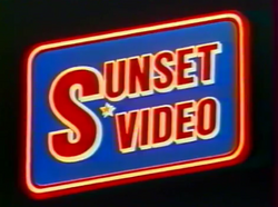 Sunset Video Logo 2