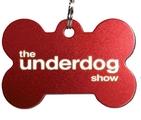 Underdog show logo
