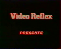 Video Reflex Presents Logo