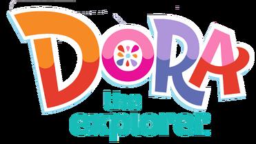 Dora the Explorer - 2015 logo (English)