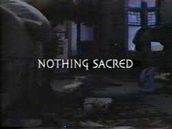 Nothingsacred