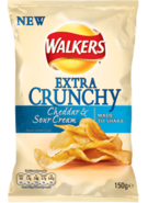 Crunchy sourcream big