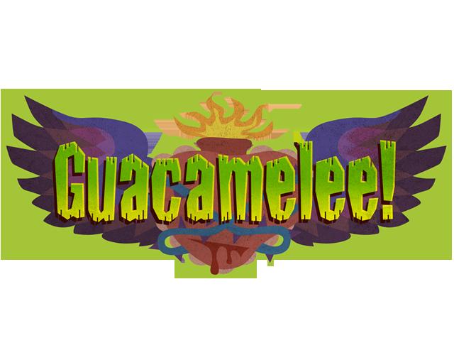 Guacamelee! Logo