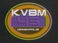Kvbm logo 1994