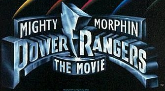 Mighty Morphin Power Rangers the movie logo