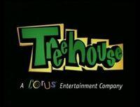 Treehouse TV logo (1999)
