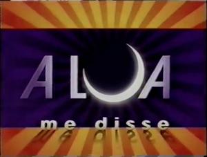 A Lua Me Disse 2005 teaser