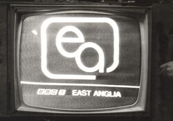 BBC 1 East early 1970s