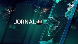 Jornal do SBT logo 2016