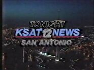 KSAT 12 News Tonight