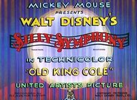 Old King Cole SS Logo