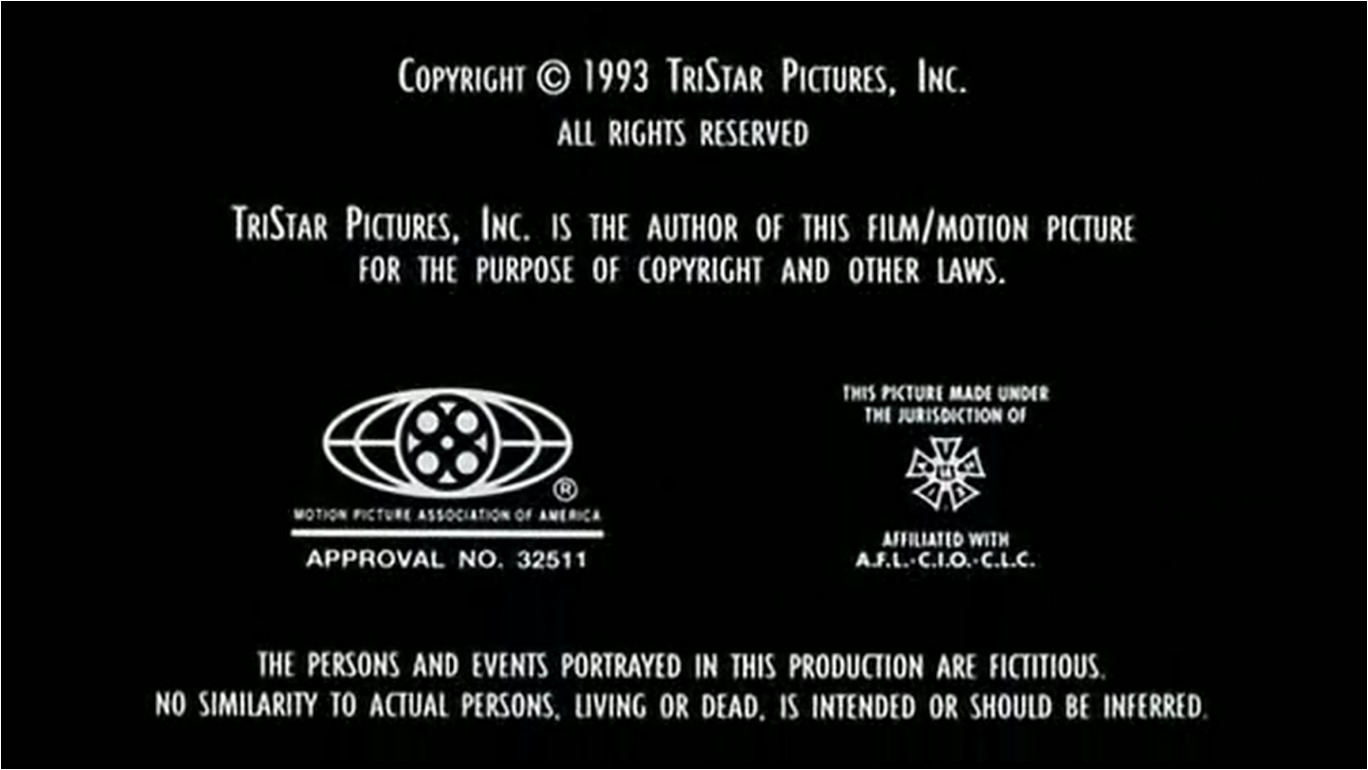 Mpaa Iatse Logo End Credits
