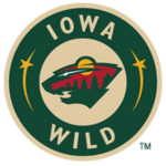 Iowa Wild logo (alternate)