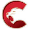 Prince George Cougars logo (introduced 2015)