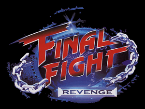 Final Fight Revenge Logo