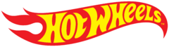 Hot Wheels logo flat