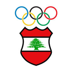 Lebanese Olympic Committee logo