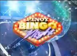 Pinoy Bingo Night