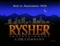 Rysher Entertainment 1993 AIAW