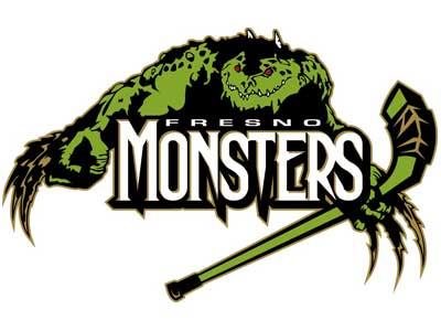 Fresno monsters logo 1