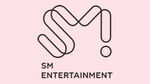 Logo of SM Entertainment