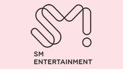 Logo of SM Entertainment