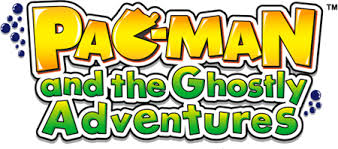 Pac man ghostly adventures logo