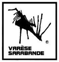 Varèse Sarabande Records 1982 logo