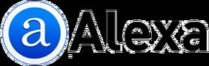 A Alexa internet logo