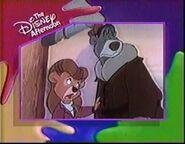 Disney Afternoon ad no logo