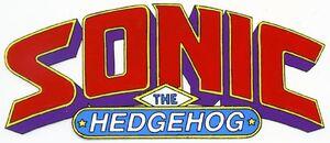 Sonic satam 1993 cel prototype logo