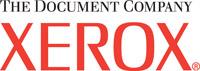 2001 Xerox Corporate Signature Logo