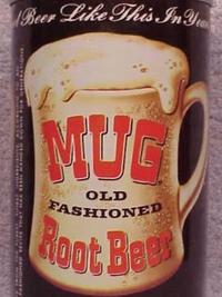 Mug Root Beer 1974