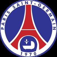 Paris Saint-Germain FC logo (1996-2002)
